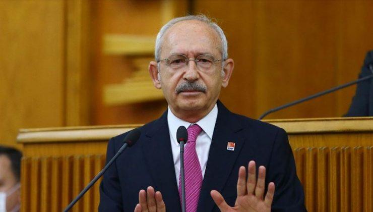 CHP Genel Başkanı Kılıçdaroğlu: Evet tehdit ediyorum