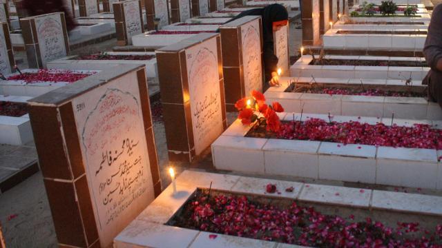 ABD'de Müslüman mezarlığını kundaklamak istediler