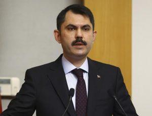 Bakanı Kurum'dan deprem açıklaması: Olumsuz bir durum yok