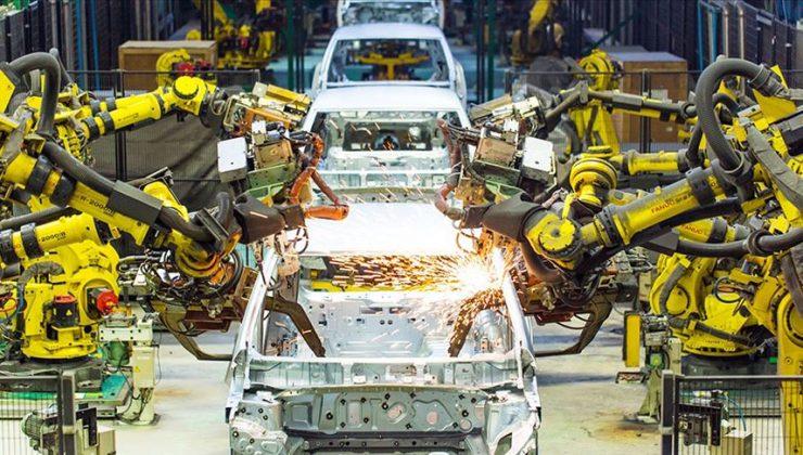 Otomotivde üretim yüzde 8, ihracat yüzde 9 arttı