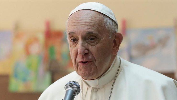 Papa kiliselerdeki çocuk istismarı için 'büyük üzüntü' duyduğunu açıkladı