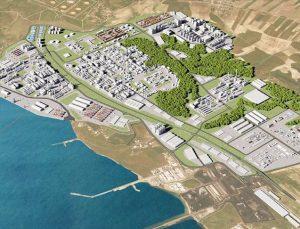 Dış ticaret dengesine 250 milyon dolar katkı sağlayacak tesis