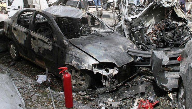 Şam'da askeri araca bombalı saldırı iddiası