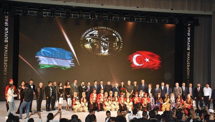 13. Taşkent Uluslararası Film Festivali sona erdi