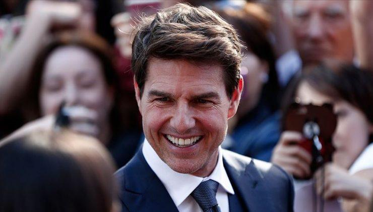 Tom Cruise, Görevimiz Tehlike için pilotluk derslerine başladı