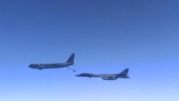 Rusya'dan Karadeniz'de ABD uçaklarına önleme