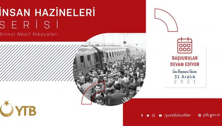 YTB'den @yurtdisiturkler yarışma duyurusu